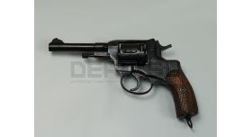 Револьвер сигнальный Наган «Блеф» / 1941 год №БЯ131П [наган-81]