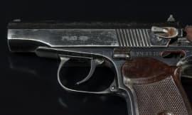 1072 Макет ПМ учебно-разрезной (пистолета Макарова)