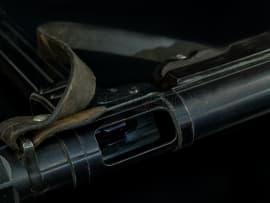 1301 Макет массогабаритный MП-40 (Maschinenpistole, MP-40)