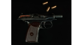 Макет ПМ учебно-разрезной (пистолета Макарова) [пм-78]