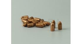 Пули 7.62х38-мм (для Нагана) / Новые оболоченные оживальные [пул-12]