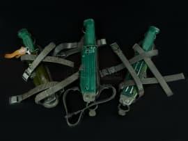 1497 Коллекция ножей разведчика (НО-1, НР-1, НР-2)