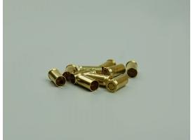 Гильзы 6.35х15-мм Браунинг (.25 Auto) / С целым капсюлем новые латунь [гил-71]