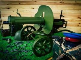 1616 Макет массогабаритный станкового пулемета Максима