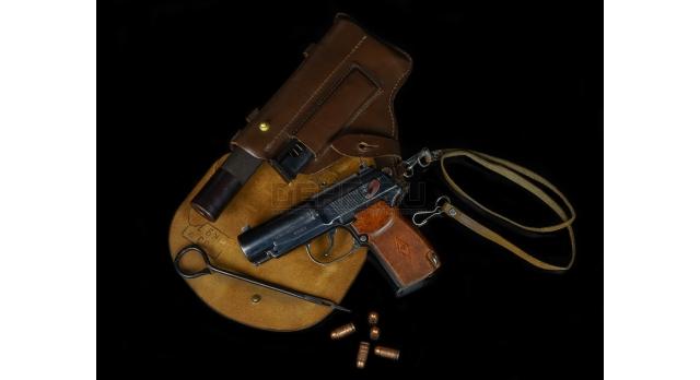 1713 Макет массогабаритный пистолета бесшумного ПБ (ГРАУ 6П9)