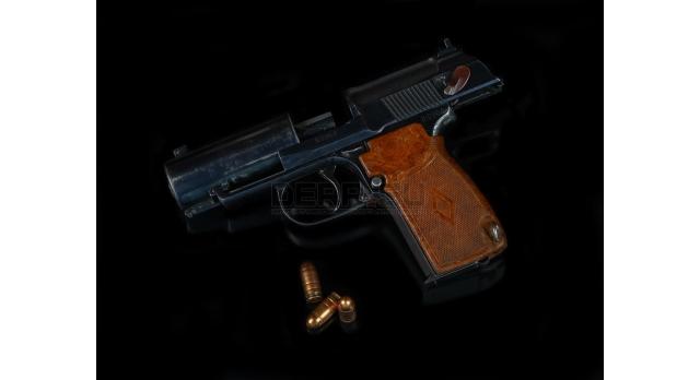 1718 Макет массогабаритный пистолета бесшумного ПБ (ГРАУ 6П9)