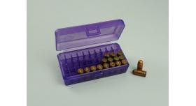 Пластиковая коробка для патронов / Под 50 патронов Small Pistol [мт-392]