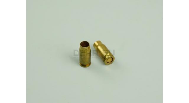 Гильзы 5.45х18-мм (для ПСМ) / С целым капсюлем латунные [гил-54]