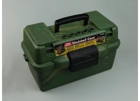 Кейс для патронов пластиковый MTM SF100D Deluxe Shotshell Case