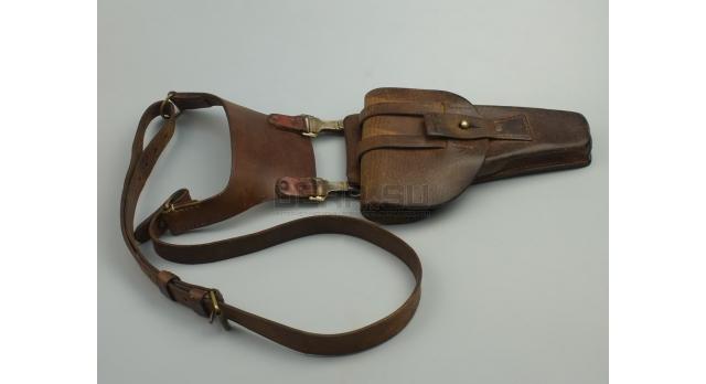 Кобура для пистолета Браунинг / Под Хай Пауэр наплечная образца 1935 года [сн-213]