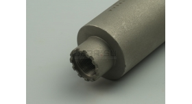 Автоматный глушитель ПСУЗВ «Стрела» / Под 5.56х45 (.223 Rem) и 5.45х39 новый оригинал [ак-241]