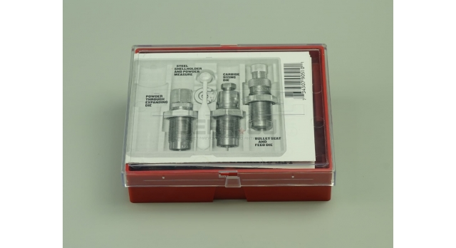 "Набор для релоадинга ""Lee"" / Под 9.1х29-мм (.38 Spec) и 9х33-мм (.357 Mag) [мт-431]"