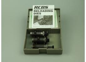 Матрицы RCBS для релоадинга револьверных и пистолетных патронов