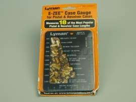 2059 Линейка для измерения калибра патронов Lyman E-zee Case Gauge