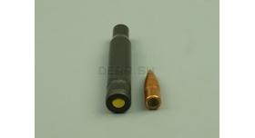 Комплект 7.62х63-мм (.30-06 Springfield) пуля с капсюлированной гильзой [мт-449]