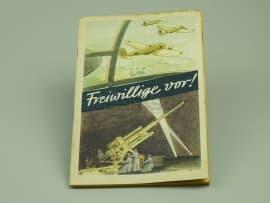2226 Книга «Freiwillige vor!»