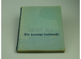 Книга «Die deutsche Luftwaffe»