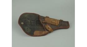 Кобура для пистолета ТТ [сн-124] Поясная брезентовая