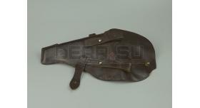 Кобура для пистолета ТТ [сн-124] Поясная кожаная