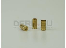 Гильзы 9х19-мм (Люгер, парабеллум) [гил-40] Новые с целым капсюлем стальные в лаке