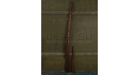 Ложе для винтовки Мосина [вм-30] классическое