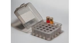 Коробка для патронов MTM 25 Rd Shotshell Box / На 25 патронов 12,16 и 20 калибров новая [мт-458]