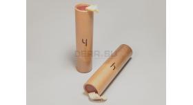 Ручная дымовая граната хлористая РДГ-Х / Черный дым РДГ-2ч [сиг-36]