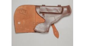 Кобура для пистолета ПМ / Коричневая кожа новая [сн-79]