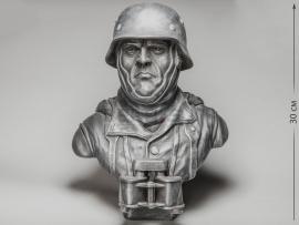 3291 Бюст «Немецкий солдат с биноклем»