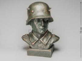 3299 Бюст «Немецкий солдат Вермахта»