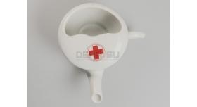 Медицинский фарфоровый поильник для раненых