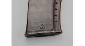 Магазин для АК-74 (5.45х39-мм) / На 30 патронов слива пластик Б/У клеймо Ижевск [ак-108]