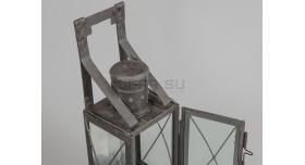 Свечной железнодорожный фонарь / Оригинал склад СССР 1951 г [сн-219]