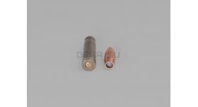 Комплект 9х39-мм пуля с капсюлированной гильзой / Новый оболоченная пуля со стальной гильзой КСПЗ [мт-467]