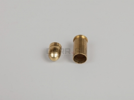 3753 Комплект 7.65х17-мм (32 auto) пуля с капсюлированной гильзой