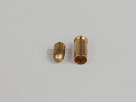 3758 Комплект 6.35х15-мм (25 auto) пуля с капсюлированной гильзой