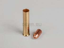 3767 Комплект 7.62х38-мм (Наган) пуля с капсюлированной гильзой