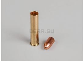 Комплект 7.62х38-мм (Наган) пуля с капсюлированной гильзой