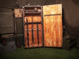 3823 Армейский укупорочный ящик для автоматов АК-74