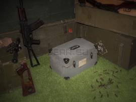 3826 Укупорочный ящик для запасных частей, инструмента и принадлежностей