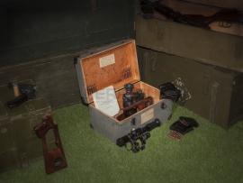 3828 Укупорочный ящик для запасных частей, инструмента и принадлежностей
