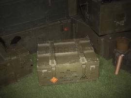 3833 Армейский укупорочный ящик для осветительных патронов 4-го калибра (26-мм)