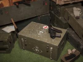 3841 Армейский укупорочный ящик медицинского назначения