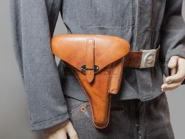 4111 Кобура для пистолета Люгера