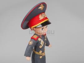 4166 Сувенирная кукла «Маршал»