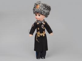 4179 Сувенирная кукла «ФСБ»
