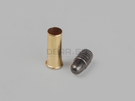 4363 Комплект 5,6х15,6-мм R (22 lr) пуля с гильзой кольцевого воспламенения