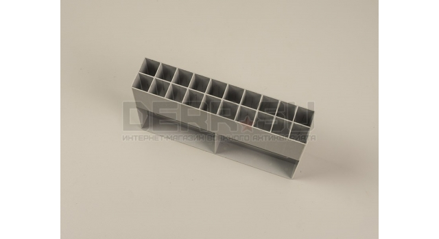 Подставка для патроновб / Под макеты винтовочных патронов 20 шт [мт-195]