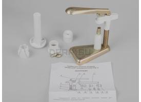Прибор для обжатия патронов звёздочкой УПС-5