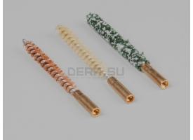 Набор ершей для чистки нарезного оружия / калибр 5,6-мм блистер 3шт. [мт-492-1]